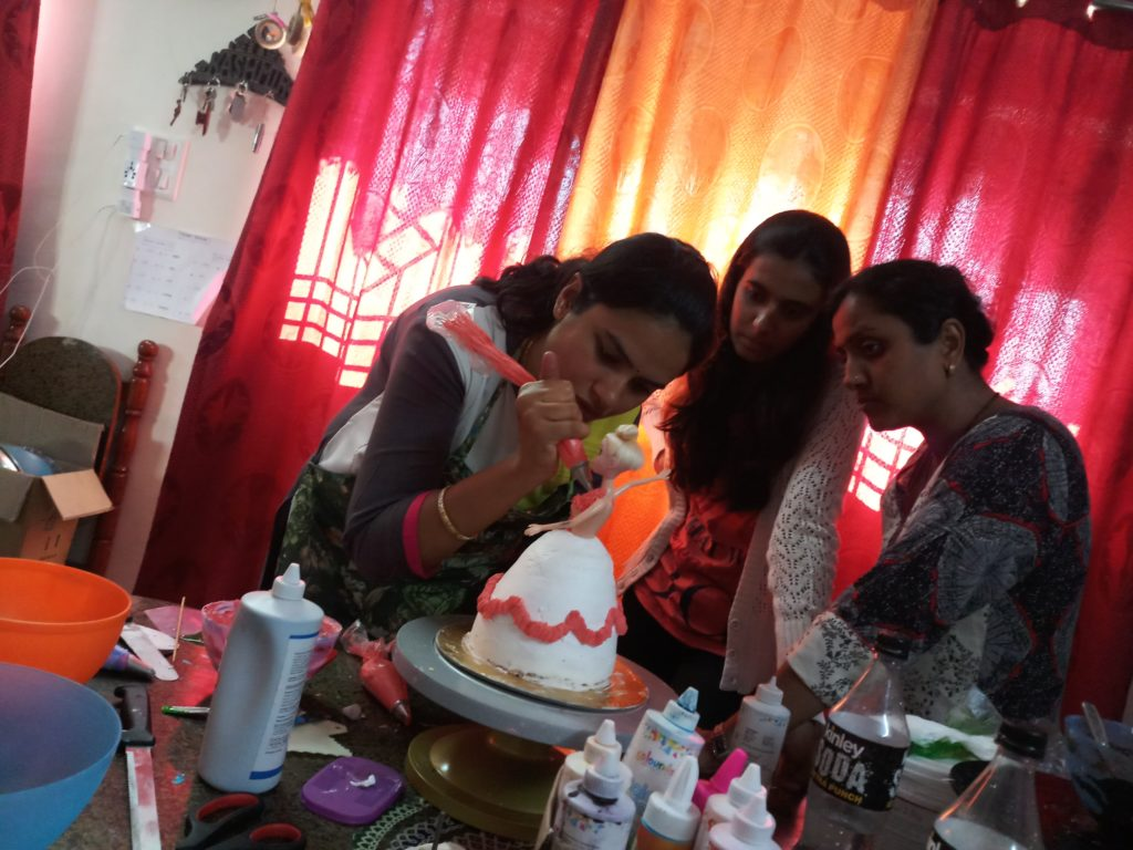 basic cake class participants3
