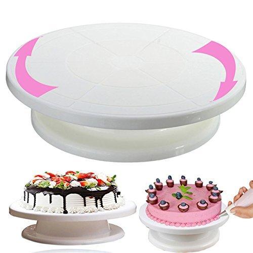 Plastic Cake Turn Table