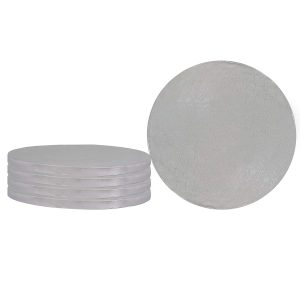 Cake Drum Board Round Shape – 14 inch (Pack of 5)