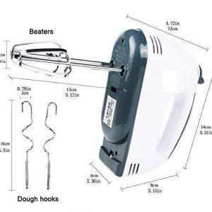 Easy Mix Super Hand Mixer Blender / Beater