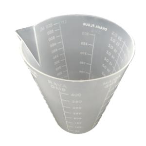 Plastic Measuring Glass – 600 ml