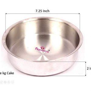 Cake Tin- Round Shape for One kg Cake