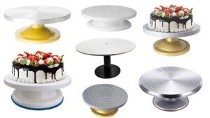 Read more about the article आपल्या गरजेनुसार केक टर्न टेबल कसा निवडावा?