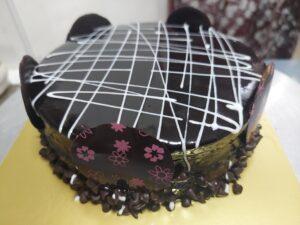 Read more about the article सोपा चॉकलेट घनाश केक बनवा कमीत कमी साहित्यातून