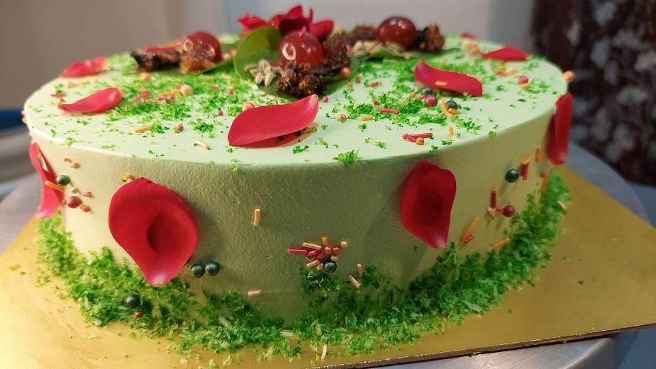 You are currently viewing आकर्षक पान केक बनवा अस्सल पान आणि पानातले घटक पदार्थ वापरून