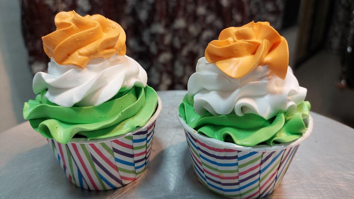 Read more about the article भारतीय स्वातंत्र्यदिन स्पेशल – तिरंगा थीम कप केक डिझाईन !
